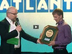 TM ATLANT -- Фаворит Экспертов 2012 года в категории «Холодильник»